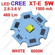 5Вт светодиод CREE XT-E