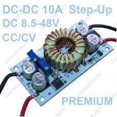 Повышающий step up DC-DC преобразователь 250Вт 10А премиум