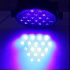 Светодиодный Пар 64,  54Вт LED Flat Par